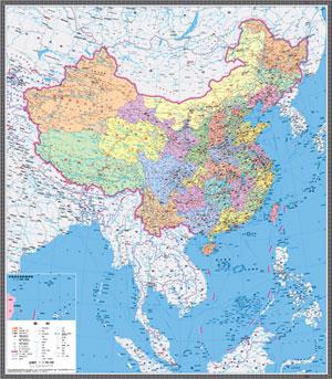 新版中国地图首次将南海诸岛与大陆同比例展示(3)